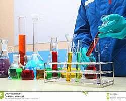 Análise química do cobre