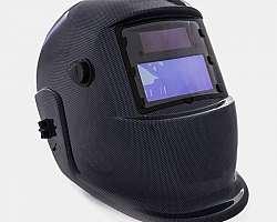 Máscara de solda com escurecimento automático
