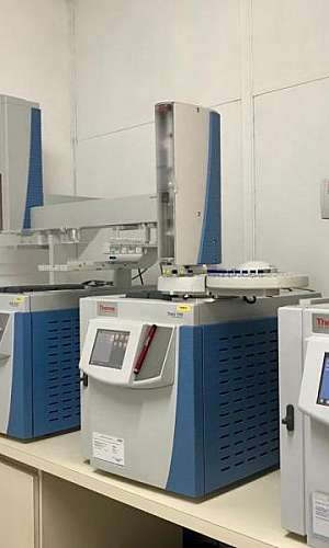 Análise físico química manutenção preditiva