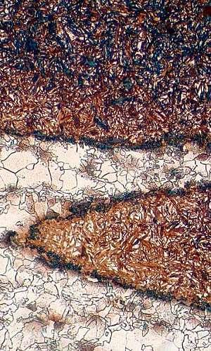 Análise metalográfica de metais