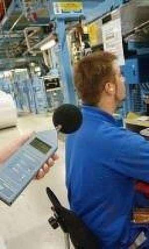 Análises químicas higiene ocupacional