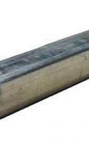 Barra de metalon