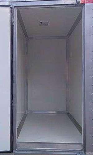 Baú refrigerado SC