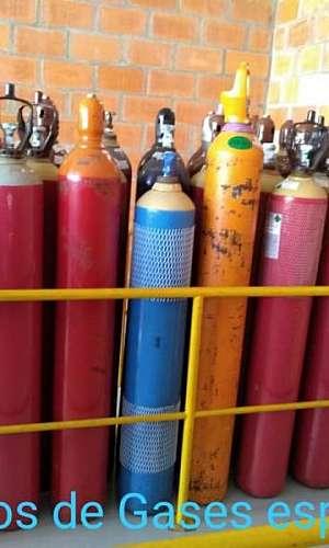 Cilindro de gás carbônico para chopp