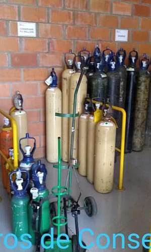 Cilindro de gás para chopeira preço