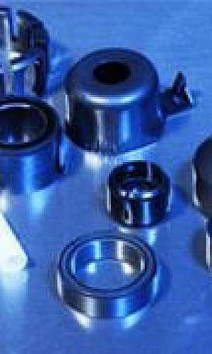 Componentes auto lubrificantes