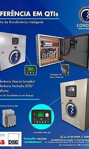 Comprar painel automático para gerador