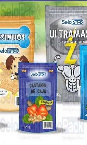 Embalagem stand up pouch onde comprar
