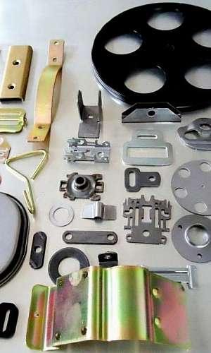 Empresas de estamparia de metais