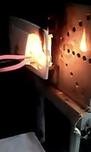 Ensaio de isolação elétrica