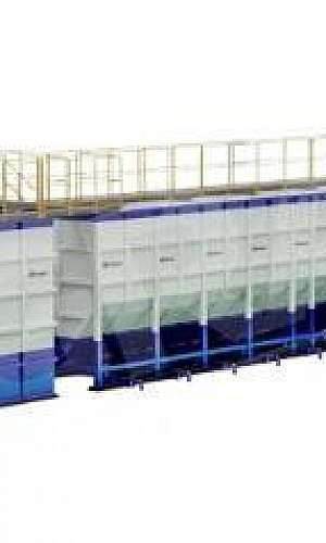 Estações de tratamento de água