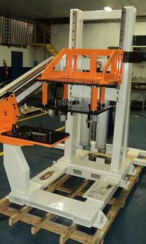 Fabricacao de maquinas de pequeno porte