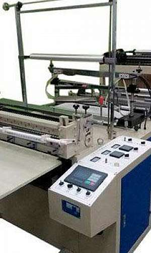 Fornecedor de máquina para fazer capa de plástico