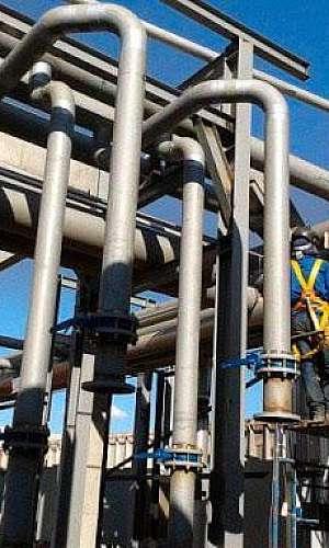 Fornecedor de tubulação industrial