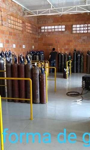 Fornecedores de gás argônio