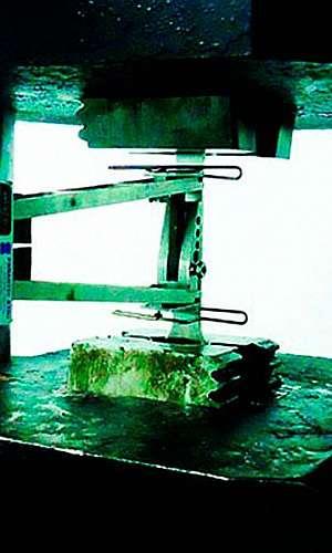 Laboratório de ensaios mecânicos e materiais