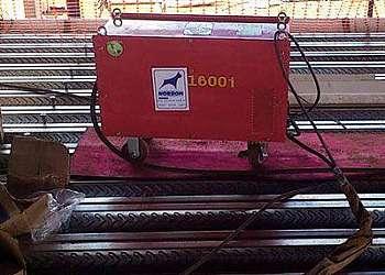 Locação de maquina de solda stud bolt