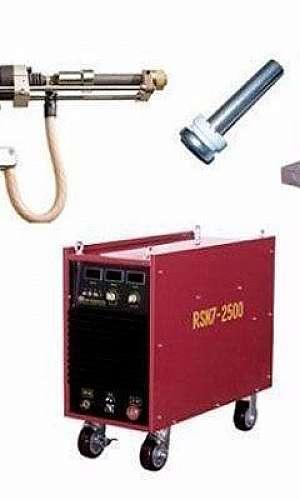 locação maquina de solda pino stud bolt