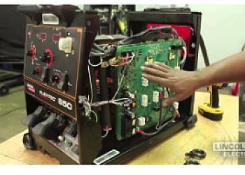 Manutenção em máquinas de solda em sp