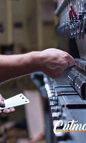 Manutenção maquina laser