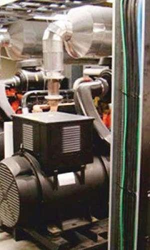 Manutenção preventiva de geradores