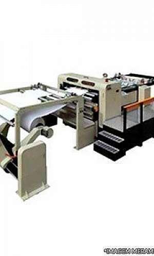Máquina cortar papel a4