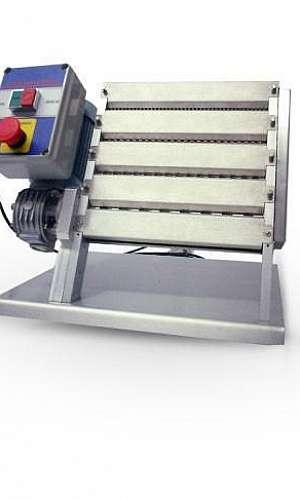 Máquina de cortar pão industrial