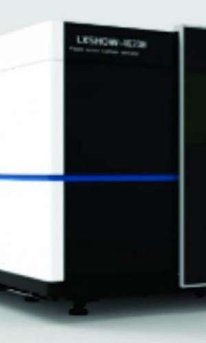 Máquina de corte a laser fibra óptica
