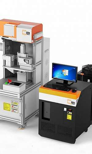 Máquina de corte de tecido a laser preço