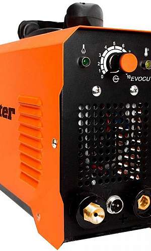 Máquina de corte plasma manual