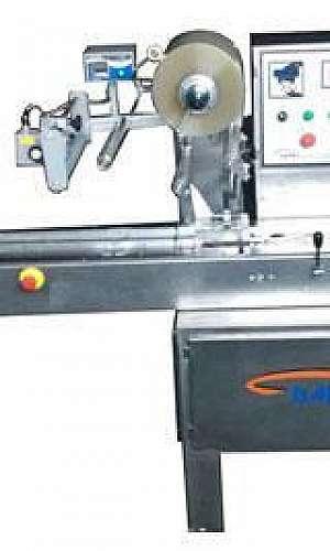 Máquina de embalagem industrial