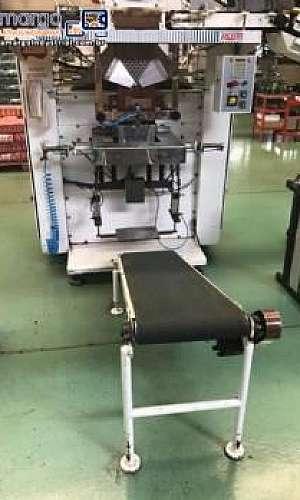 Máquina de enfardar industrial