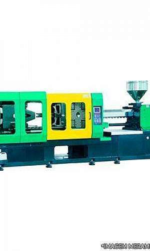 Máquina de injeção de plástico