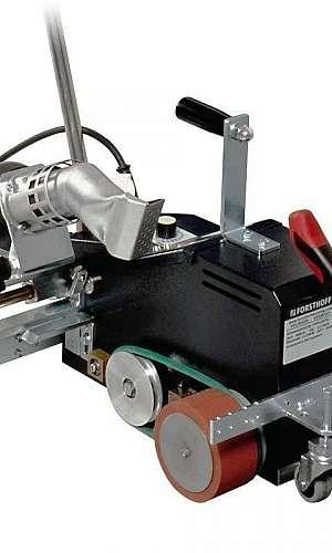 Máquina de solda industrial por ar quente