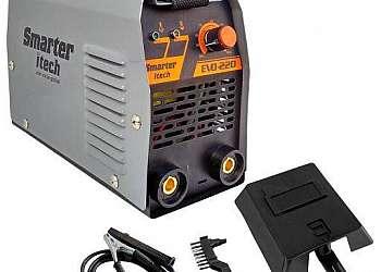 Máquina de solda inversora 110 volts
