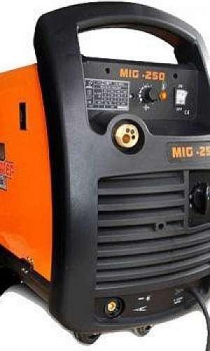 Máquina de solda MIG MAG 250