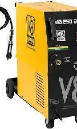 Máquina de solda MIG V8