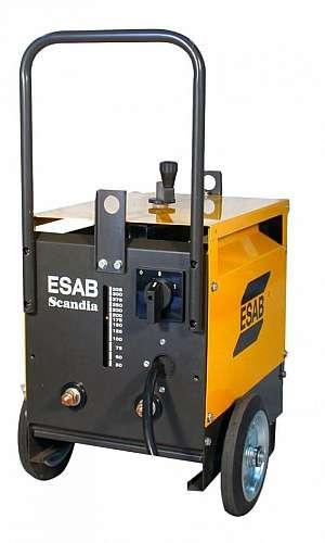 Máquina de solda tipo Mig Esab preço