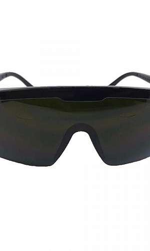Óculos de segurança escuro
