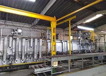 Tratamento termico aluminio