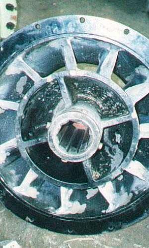 Solda fria para ferro fundido