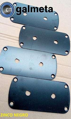 tratamento de superfície galvanização