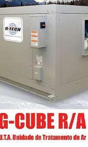 Unidade de tratamento de ar