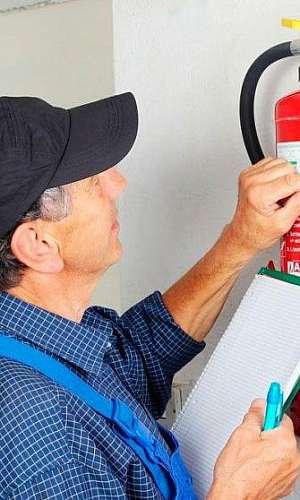 Valor de recarga de extintores